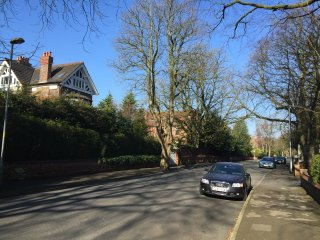 Didsbury Apartment for 4, Manchester