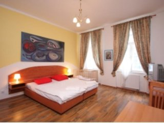 Apartment for 4 persons in city center of Prague