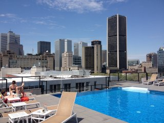 8th Floor Condo Griffintown all furnished, Montreal