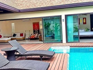 2 Bed Room Private Pool Villa