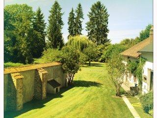 Grande maison familiale, Saint-Fargeau