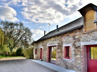 Gîte 4/8 personnes en Anjou, Challain-la-Potherie