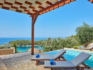 Executive Villa with Private Pool, Syvota