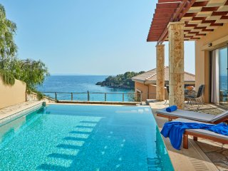 Residence with Private Pool, Syvota