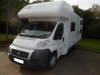 6.5 Berth Motorhome for hire, Harpenden