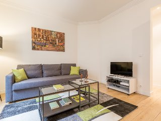 Appartement moderne pour 4ppl dans le 17ème, Paris