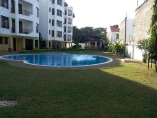 Fully Furnished, Three Bedroom Holiday Apartment, Mombasa
