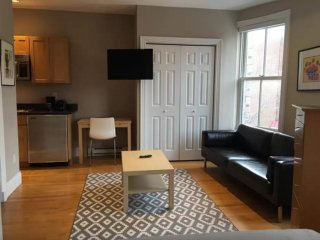 Sleek Hotel-Like 1 Studio Apartment in Boston