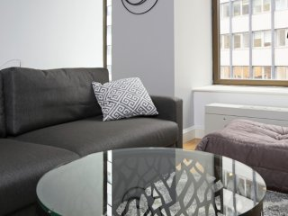 Furnished 1-Bedroom Apartment at Pearl Street & Hanover Square New York, Nueva York