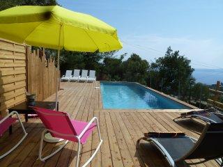 Villa MARCELLINE Vue Mer, Les Issambres