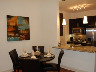 Furnished 1-Bedroom Apartment at Hidalgo St & Waterwall Dr Houston