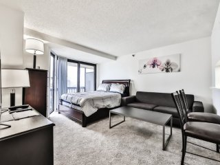 Furnished Studio Apartment at N Dearborn St & W Elm St Chicago