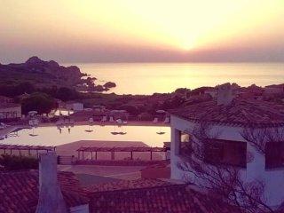 Appartamento turistico con meravigiosa vista mare, Isola Rossa
