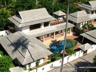 Private Pool Villa for Rent: Coconut Paradise P11 Beachside Holiday Rental, Ko Samui