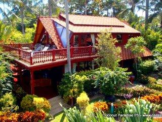 Beachside Holiday Villa Coconut Paradise P5, Large Mansion on Koh Samui