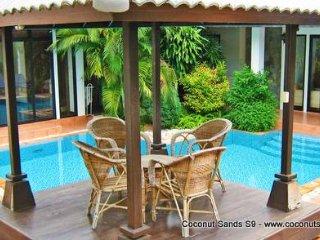 Private Pool Villa for Rent: Coconut Sands S9 Beachside Location, Ko Samui
