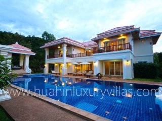 Royal Mountain Villa (hua hin luxury villas), Hua Hin