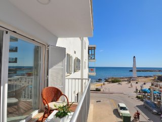 129 Can Picafort Apartment with sea view, Ca'n Picafort