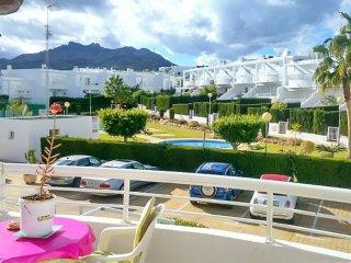 Comfortable flat with balcony, Los Gallardos