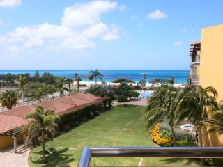 Emerald View Two-Bedroom Condo - P416, Palm/Eagle Beach