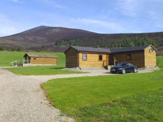 Corrieour Log Cabins  Meikle Conval