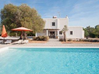 Casa en Ibiza. Espacio Natural a 4 Km. del mar, Sant Jordi