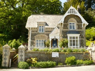 The Lodge at Broneirion