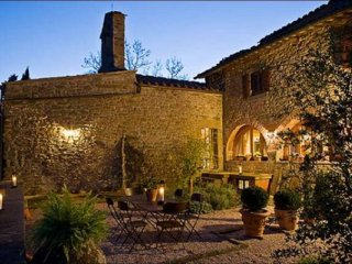 Chianti -Historic country villa & converted church