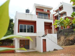3 BEDROOM SERVICE APARTMENT In Ruby Residency By A2Z, Palolem