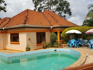 Keelan Ace Villas Large One Bedroom, Kampala