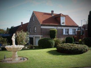 Le Gîte de la Fontaine sur le Front d'Artois ARRAS, Riviere