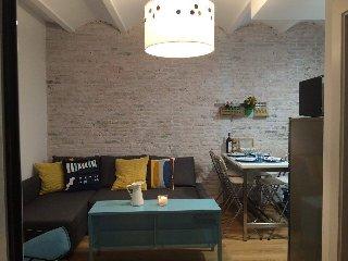 Barceloneta renovado apartamento acogedor, Barcelona
