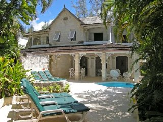 Waverly 1 - beachfront - West Coast - Barbados, Gibbes