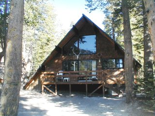 Bike/ Hike in Summer at Ski In Ski out Chalet #4, Mammoth Lakes