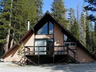 Bike/ Hike in Summer at Ski In Ski out Chalet #5, Mammoth Lakes
