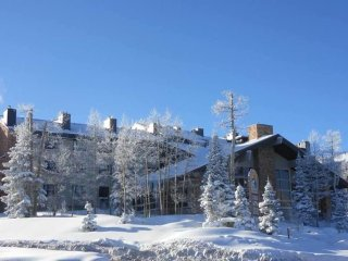 BRIAN HEAD [2BR Villa] Cedar Breaks Lodge  & Spa