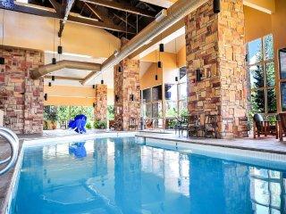 BRIAN HEAD [2BR Villa] Cedar Breaks Lodge  & Spa