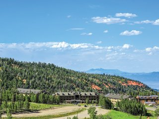 BRIAN HEAD {2BR Villa} Cedar Breaks Lodge