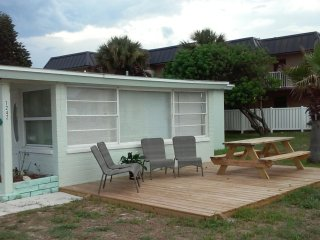 Oceanfront Beach Bungalow Flagler Beach