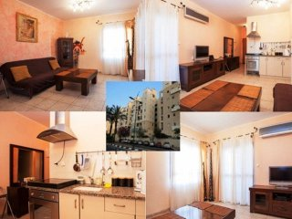 "Suite ""Daniela"" with Sea View, Ashkelon"
