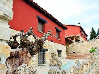 Casa el Escaleron | Apartamento Monteagudillo (Una, Serrania de Cuenca)