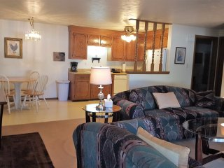 WALK 5 MIN TO LAMBEAU! HUGE CONDO! Sleeps 5!, Green Bay
