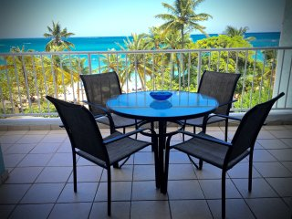Beachfront 2b/1b super cozy apartment, Isla Verde