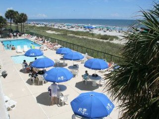 Oceanfront Club MyrtleBeach- 2 BedRoom 8/14 - 8/21, Myrtle Beach