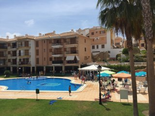 Pueblo Salado  - 4 Bed Home with ugly curtains, Puerto de Mazarron