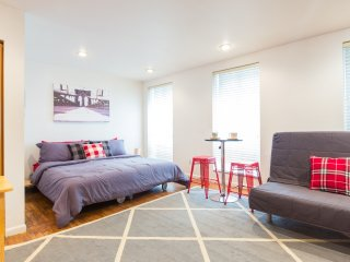 Studio Central Park for 4 people, New York City