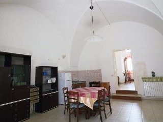 Two bedroom apartment for rent in the historic center of Matino in Salento Apuli