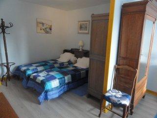 Chambre 'les hortensias'  2 lits simples