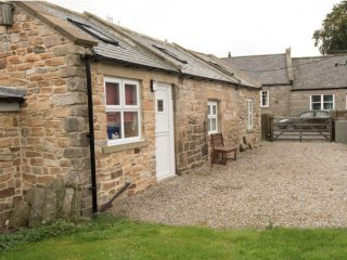 MEG COTTAGE  in the rural village of Chatton