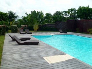 Condo 'Aua - secure with pool - single bedrm - TIS, Punaauia